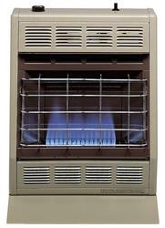 Empire BF-10 10,000 BTU LP Gas Blue Flame Thermostat Heater