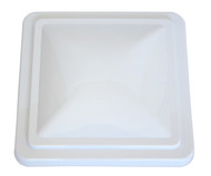 Cynder Vent Lid White Replacement White Elixir Ventline RV Camper