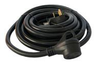 Cynder Black Power Cord w/ Handle 25'