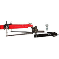 Ultra Fab 1000lbs Weight Distribution Hitch w/ Sway Control & Ball