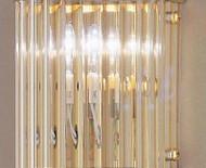 Gustafson Clear Small Wall Light