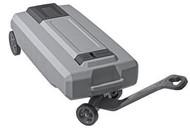 Smart Tote 4-Wheel LX, 35 Gallon