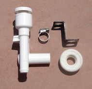 Sealand Toilet Vacuum Breaker, 510 511