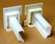 Drawer Slide Sockets, ?-Shaped