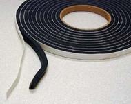 """Vinyl Foam Tape, 1/4"""" x 3/8"""" x 50'"""