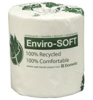 Dometic Ultra Enviro Soft Toilet Paper, 2 Ply