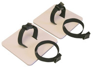 ProRac Bicycle Rack Carrier Wheel Tire Pads, 2pk