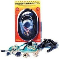 Roadmaster Tail Light Bulbs & Sockets Wiring Kit