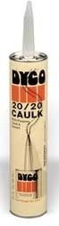 20/20 Tube Caulk, White