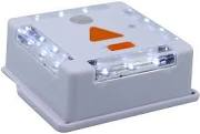 Tri-Lynx LED Utility Light w/ Motion Sensor, White