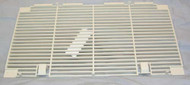Duotherm Return Air Conditioner Grill, Shell White