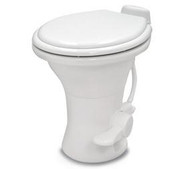 Dometic China Toilet w/ Hand Spray, White