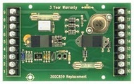 Replacement Onan Generator Circuit Board, 300C859