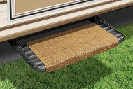 Wraparound RV Step Rug, Harvest Gold