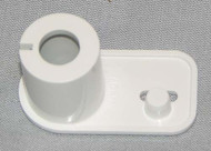 Dometic Refrigerator/Freezer Spring Hinge Housing, Right Side