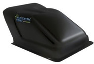 Fantastic Vent Ultra Breeze Vent Cover, Black Opaque