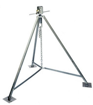 Ultra Fab 5th Wheel King Pin Stabilizer w/ Lock Tripod
