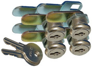 "Prime Products Baggage Lock 5/8"", 4pk"