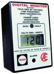 Digital Voltage Monitor