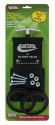 "Valterra Bladex™ Waste Valve Body, 3"", Metal Handle, Carded"