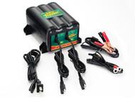 Battery Tender 2-Bank International Charger, 12V