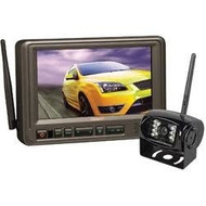 Voyager Wireless Back-Up Camera Observation System, 7""