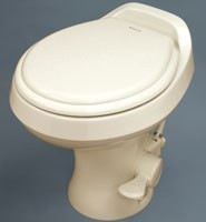 Dometic High Profile 300 RV Toilet, Bone