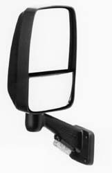Class A RV/Motorhome Mirrors, Black