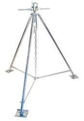 Aluminum King Pin 5th Wheel Tripod Stabilizer Jack