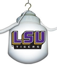 Polymer LSU Tigers 10 String Globe Party Patio Camper Lights