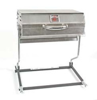 Camco Olympian 5500 Stainless Steel Barbecue Tailgating Grill S/D