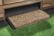 Wraparound Plus RV Step Rug, Brown