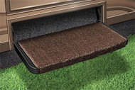 Wraparound Plus RV Step Rug, Espresso