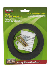 Valterra Floor Gasket with Hold Down Bolts, Carded