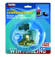 Valterra Pump Converter Kit, LF, Carded