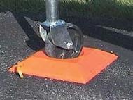 Safe-T-Alert Trailer Wheel Dock