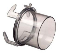 Blueline Hose Adapter, Clear