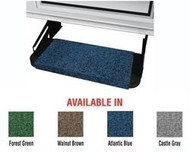 "Outrigger RV Step Rug, 18"", Atlantic Blue"