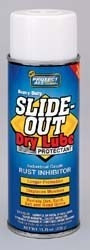 Slide-Out Dry Lube Protectant, 11-3/4oz