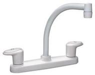 Phoenix Hi-Arc Pot Filler Kitchen Faucet, White