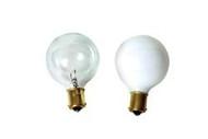 Camco 20-99 Miniature Light Bulb, 12V, 13W, Whtie