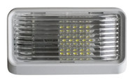 LED Porch Light, Clear