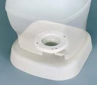 Toilet Riser, White