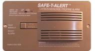 Safe-T-Alert CO/LP Alarm, Brown
