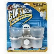 Camco Bathroom Cup & Holder