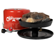Big Red Campfire LP Propane Portable Campfire