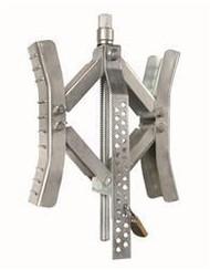 Camco Metal Locking Wheel Stop