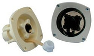Shurflo Pressure Regulated Water Fill, White
