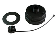 Nozzle Cap, Garden Hose Cap & Nozzle Gasket for Sanicon Turbo
