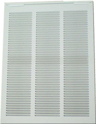 Intertherm/Miller Nordyne Top Furnace Grill & Frame, White, 20""